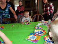 Bruiser's Birthday Party