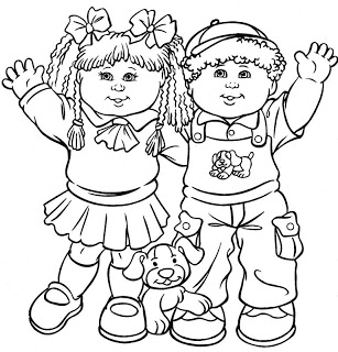 Coloring Pages – Fun For The Kids!