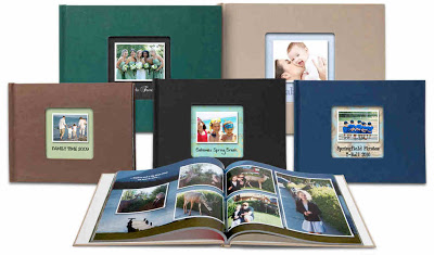 20-page Custom Classic Hardcover Photo Book via Picaboo
