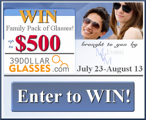 Win a Family Pack of Glasses Worth $500 – Giveaway