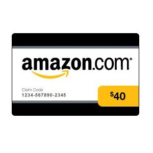 $40 Amazon Gift Card #Giveaway – Enter Today