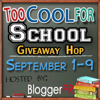 Too Cool For School – Back to School Giveaway