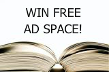 October AD Space Giveaway