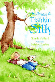 The Naming of Tishkin Silk – Book Giveaway