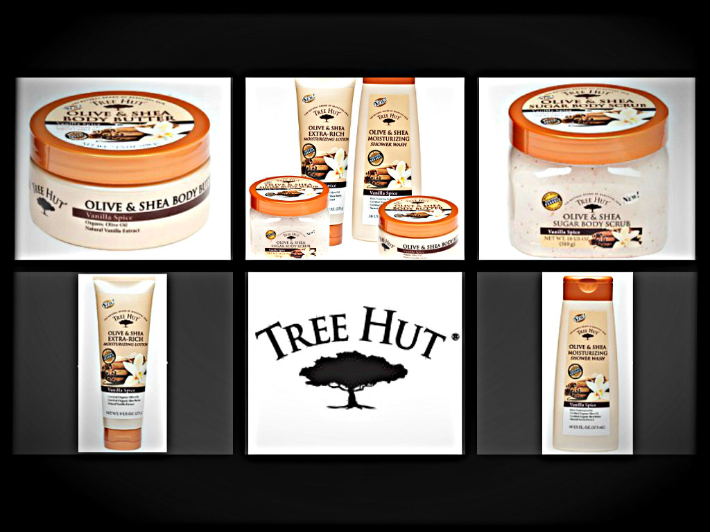 Vanilla Spice Tree Hut Shea Moms Bookshelf & More Holiday Gift Guide