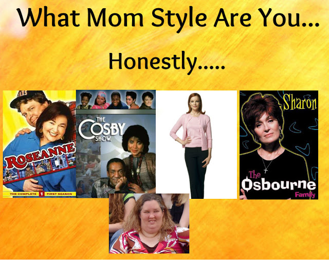 What TV Mom Style Are You?