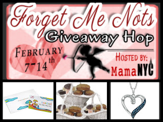 Valentine's Day Giveaway Event #ForgetMeNots