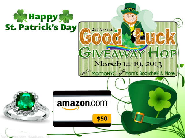 2nd Annual Good Luck Giveaway – Win $159 in Prizes!