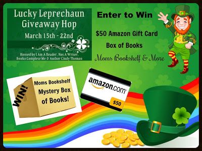 Lucky Leprechaun Giveaway – Win $50 Amazon GC and Books