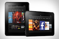 Win a Kindle Fire HD #Giveaway
