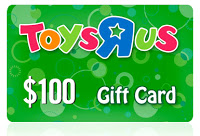 $100 Toys R Us Gift Card Giveaway – Totally Toddler Event
