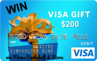 Back to School $200 Visa Gift Card Giveaway