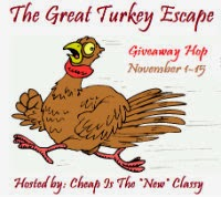 The Great Turkey Escape Giveaway – $70 in Prizes