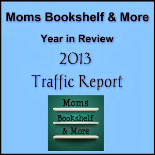 Year in Review Traffic Report for Moms Bookshelf