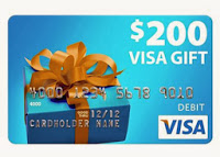 Win a $200 Visa Gift Card in the #NSXMAS Giveaway Event
