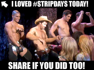 Full Episode of 4/24 Days of Our Lives #STRIPDAYS