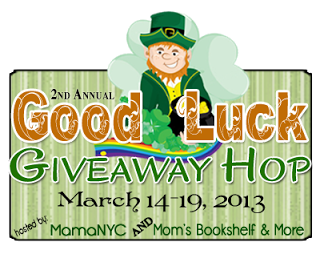 Good Luck Giveaway Hop – St. Patrick's Day Event Sign Up's