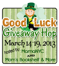 Good Luck Giveaway Hop Button