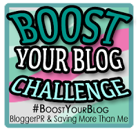 New Year's Resolutions #BoostYourBlog Challenge