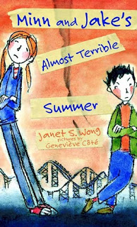 Minn and Jake's Almost Terrible Summer – Book Giveaway