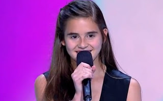 X Factor Carly Rose Sonenclar – 13 Year Old Superstar