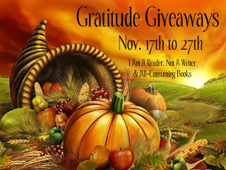 Gratitude Giveaways – Book Giveaway Hop