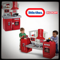 Little Tikes Cook 'n Grow™ Kitchen – Holiday Gift Guide