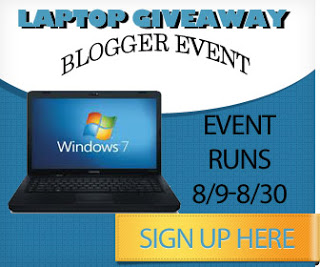 Blogger Opportunity – Laptop Giveaway Event Sign Up