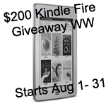 Blogger Opportunity – Kindle Fire Event