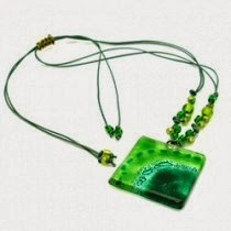 The Gifting Store Emerald Sun Glass Pendant Necklace Giveaway Moms Bookshelf & More