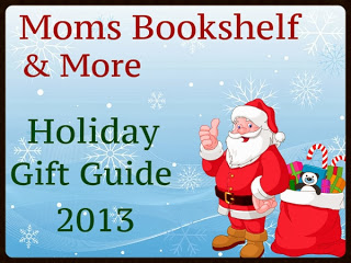 Holiday Gift Guide 2013 Moms Bookshelf and More Giveaway