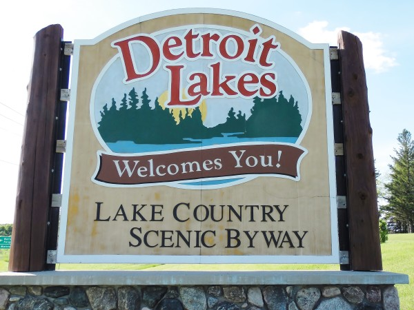 Welcome to Detroit Lakes Minnesota