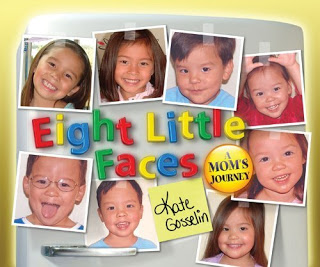 Eight Little Faces by Kate Gosselin