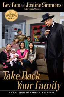 Take Back Your Family by: Rev Run & Justine Simmons