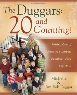 The Duggars: 20 and Counting by Jim Bob & Michelle Duggar